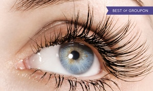 Just Beauty: Semi-Permanent Lashes (£18) With Brow Shape or Tint (£19) or Both (£22) at Just Beauty (Up to 59% Off)