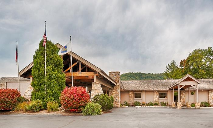 Comfortable Hotel in Blue Ridge Mountains