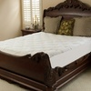 Downton Abbey Victoria Tufted Down-Alternative Mattress Pads