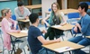 Fluent City - City Center: $157 for a 20-Hour French or Spanish Class for First-Time Students at Fluent City ($315 Value)