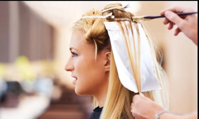 Salon Maverick - Spring Hill: Haircut, Color, and Style from Salon Maverick (60% Off)