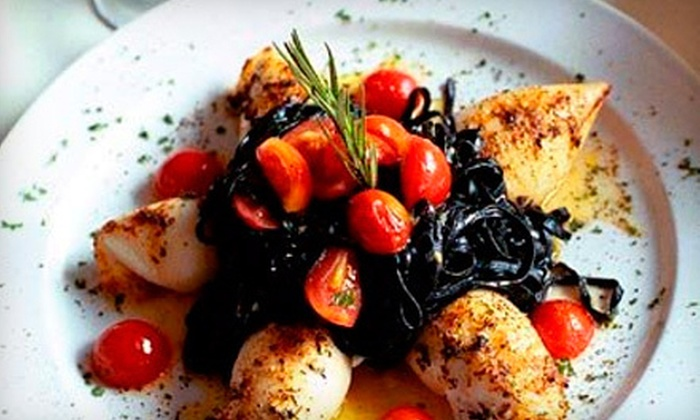 La Tavola Ristorante Italiano - Little Italy: Italian Dinner and Drinks for Two or Four or Italian Lunch at La Tavola Ristorante Italiano (Up to 52% Off)