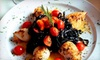 La Tavola Ristorante Italiano - Southeastern Baltimore: Italian Dinner and Drinks for Two or Four or Italian Lunch at La Tavola Ristorante Italiano (Up to 52% Off)