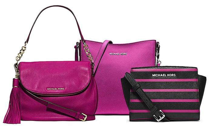 46b25c030a12f2 Buy pink michael kors purse > OFF74% Discounted