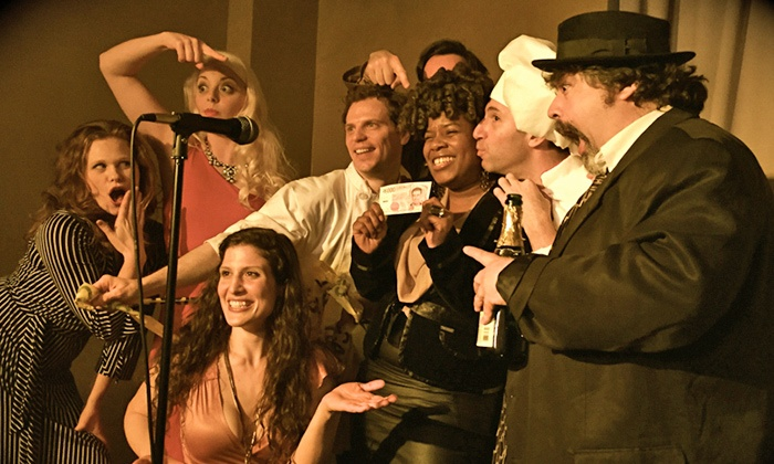 """TRUFFLES:  A New Dinner Theater, Murder Mystery Experience - The Metropolitan Room: """"Truffles"""": A New Dinner Theater, Murder Mystery Experience Through July 31 (Up to 40% Off)"""