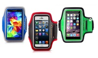 GROUPON: Gear Beast Deluxe Smartphone Armbands Gear Beast Deluxe Smartphone Armbands