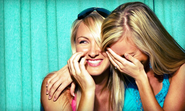 Big Red Photo Booth - Lincoln: $249 for a Two-Hour Photo-Booth Rental from Big Red Photo Booth ($500 Value)