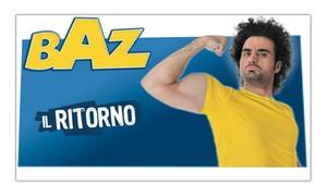 """Produzioni: Baz Marco Bazzoni in """"Il Ritorno"""" il 13 febbraio al Teatro Jacopo da Ponte di Bassano del Grappa (sconto fino a 57%)"""