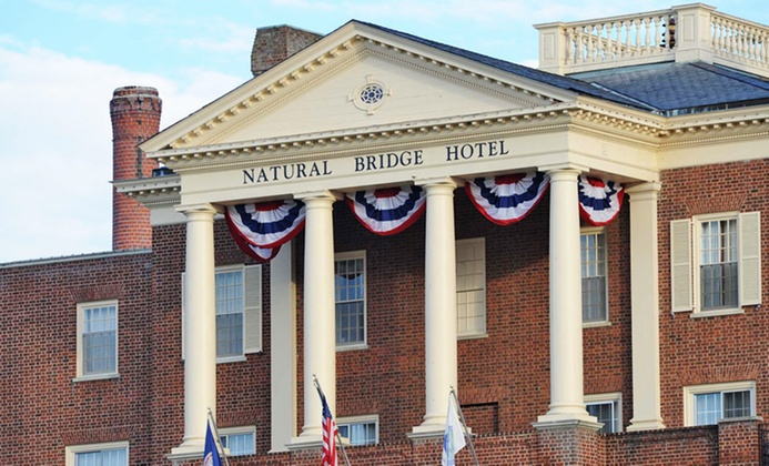 Virginia Hotel near Stunning Natural Bridge State Park