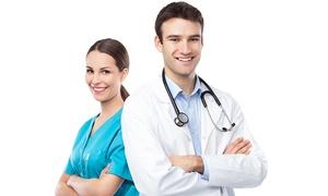 Ciro Di Nola: Visita ginecologica e senologica più 3 ecografie e pap test