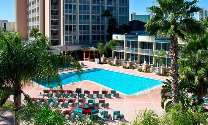 Royal Plaza Hotel - Orlando, FL: One-Night Stay at Royal Plaza Hotel in Lake Buena Vista, FL