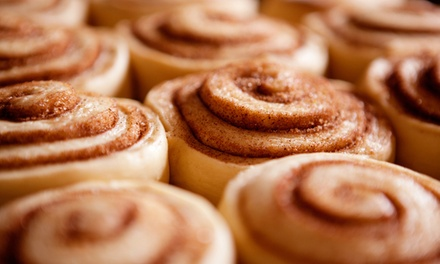 30% Cash Back at Cinnabon - Metrocenter Mall