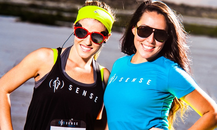 Sense 5K - Santa Clara County Fairgrounds: Race Registration and Festival Admission for One, Two, or Four to the Sense 5K on May 24 (Up to 52% Off)