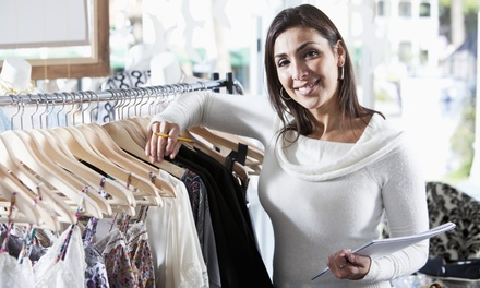 Wardrobe Assessment or Style Makeover from CL Stylist (Up to 54% Off)