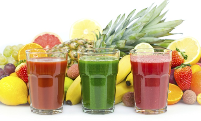 DJuice Cafe - Flatbush - Ditmas Park: $11 for Two Groupons, Each Good for $10 Worth of Juices and Smoothies at DJuice Cafe ($20 Total Value)