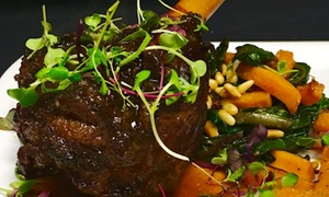 nou·veau: $57  for a Three-Course Fine Dining Experience for Two at nou·veau ($95 Value)