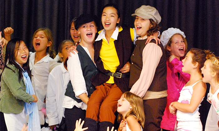 Performing Arts Workshops - Multiple Locations: Kids' Two-Week Musical Theater Camp at Performing Arts Workshops (Up to 48% Off). Six Locations Available.