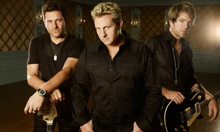 Rascal Flatts with Sheryl Crow & Gloriana at Shoreline Amphitheatre on August 23, at 7:30 p.m. (Up to 48% Off)