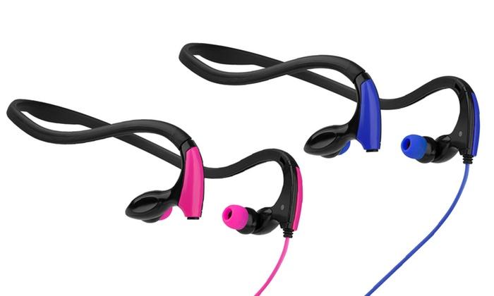Urban Beatz Neckband Sport Earbuds: Urban Beatz Neckband Sport Earbuds. Multiple Colors Available. Free Returns.
