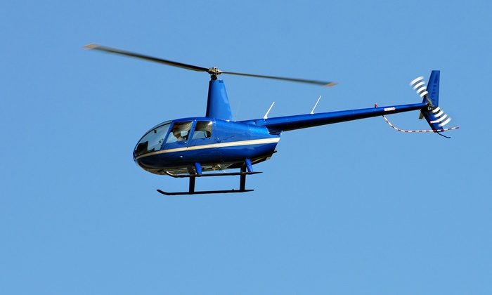 Global Aviation Center - Republic Airport: Helicopter Lesson for One or Two from Global Aviation Center (Up to 50% Off)
