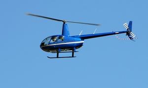 Vol au dessus de la Loire en hélico dès 53€ par personne