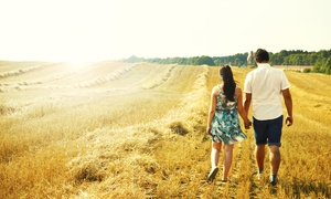 ZnS Photography: 120-Minute Engagement Photo Shoot from Zns Photography (70% Off)