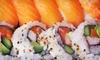 Up to 51% Off at Yen Sushi & Sake Bar
