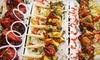 MOKSHA RESTAURANT - Plaza 34: Indian Fare for Dinner or Lunch at Moksha Grand Indian Buffet and Lounge