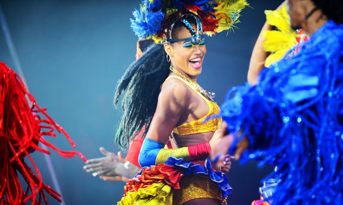 UniverSoul Circus - Turner Field: UniverSoul Circus at The Green Lot At Turner Field on February 4–25 (Up to 32% Off)