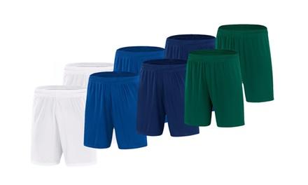 Pakket van 2 Jako sportshorts, kleur en maat naar keuze voor € 14,99