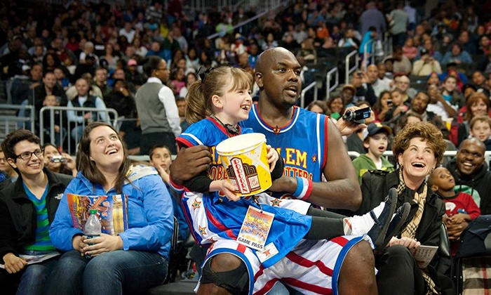 Harlem Globetrotters - The UTC McKenzie Arena: $34 for a Harlem Globetrotters Game at UTC McKenzie Arena on January 15, 2014, at 7 p.m. ($56.50 Value)