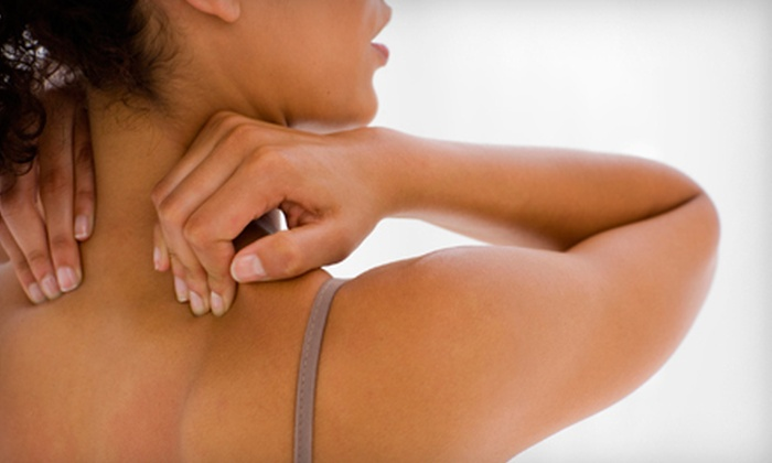Beyler Chiropractic - Madison: Myofascial-Release Therapy Session at Beyler Chiropractic (Up to 72% Off). Three Options Available.