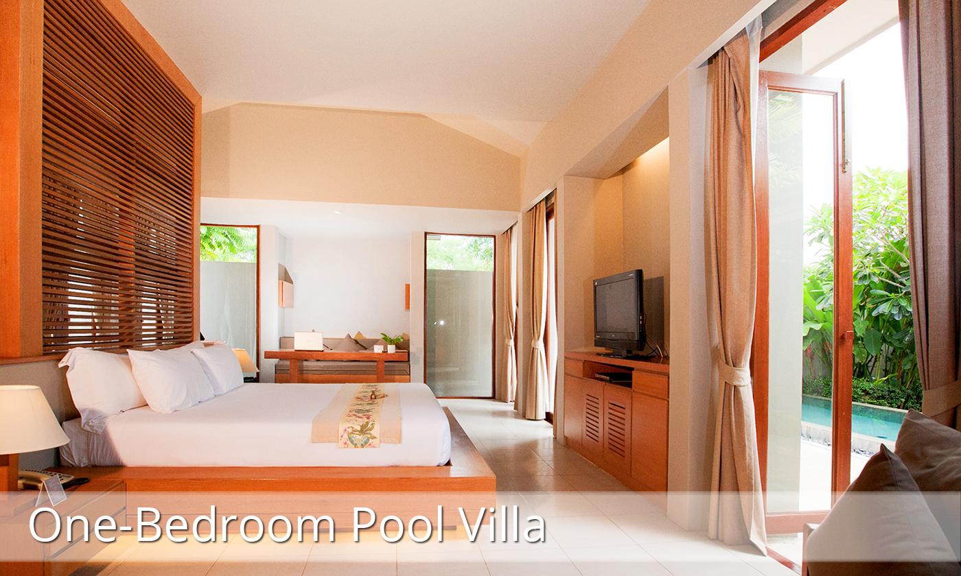 Hua Hin's Pool Villa for Up to 4 1