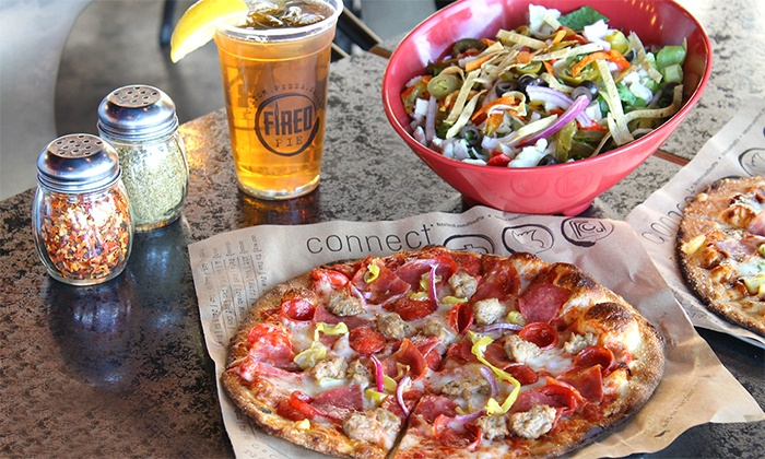 Fired Pie - Pie Allen: $17 for Two Groupons, Each Good for $15 Worth of Food and Drink at Fired Pie ($30 Value)