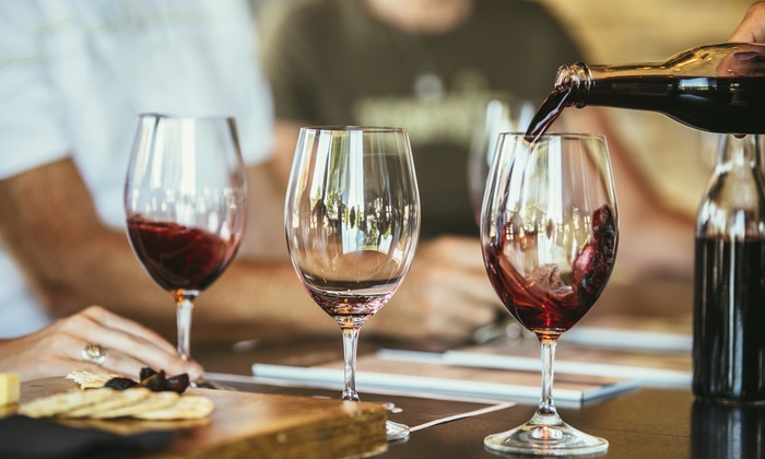 Indian Peak Vineyards - Manton: Wine Tasting with Tapas and Glasses of Wine for Two or Four at Indian Peak Vineyards (Up to 43% Off)