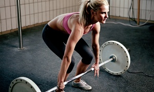 CrossFit Indian Trail: One Month of Unlimited CrossFit for One or Two at CrossFit Indian Trail (Up to 62% Off)