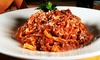 Mediterraneo - Federal Hill: $15 for $30 Worth of Italian Cuisine and Drinks for Two or More at Mediterraneo