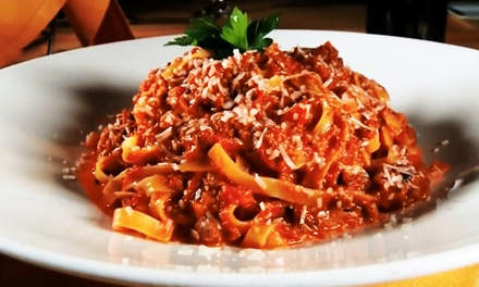 $15 for $30 Worth of Italian Cuisine and Drinks for Two or More at Mediterraneo