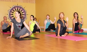 Rise Yoga HB New & Improved: Up to 74% Off yoga classes at Rise Yoga HB New & Improved