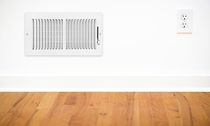 Best Air DC: Air Duct Cleaning Package with Dryer Vent and Optional Deodorizing Treatment from Best Air DC (Up to 80% Off)