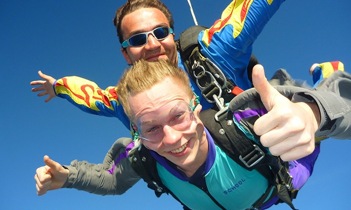 Long Island Skydiving Center - Long Island Skydiving Center: $159 for a Tandem Skydiving Experience from Long Island Skydiving Center ($269 Value)