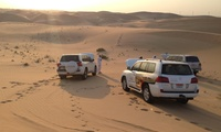 New Year's Desert Safari for Two or Four at Capital Gate