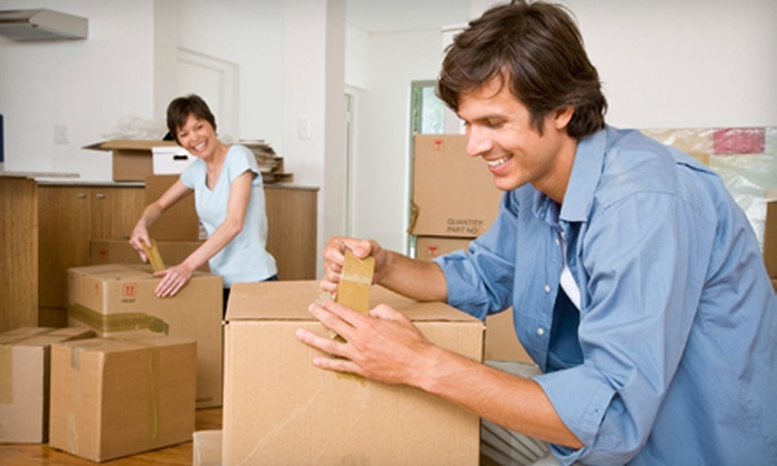 Moving & Storage Services - Palm Beach: $240 for Four Hours of Moving Services from Moving & Storage Services ($537.60 Value)
