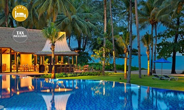 Phang Nga: 4* Beachfront Resort 0