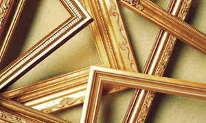 FastFrame: Custom Framing at FastFrame (Up to 61% Off). Two Options Available.