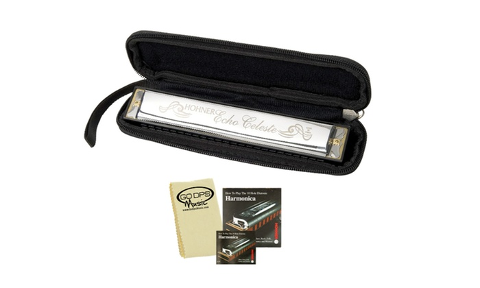 Hohner Echo Celeste Harmonica Kits: Hohner Echo Celeste Harmonica Kit. Multiple Options Available. Free Returns.