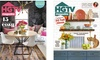 Up to 64% Off Print or Digital Subscriptions to HGTV Magazine