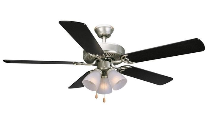 """52 In Ceiling Fan: Design House Millbridge 52"""" Ceiling Fan,Lighting"""