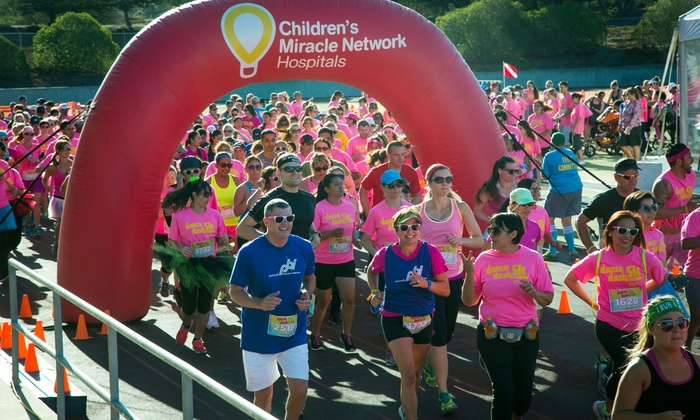 Dance Dash 5K: $20 for One Race Entry to the Dance Dash 5K on Saturday, October 10 ($35 Value)