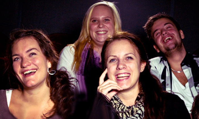 Ventura Harbor Comedy Club - Ventura Harbor Comedy Club: $15 for a Standup Show for Two or Four at Ventura Harbor Comedy Club (Up to $60 Value)